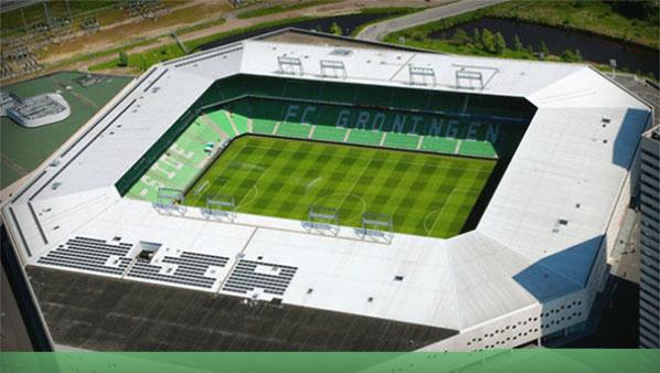Euroborg Stadion Groningen